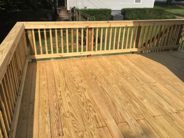Outdoor Fence & Deck - Fence and Deck Builders in ...